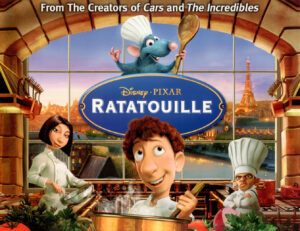 ratatouille motivational movie